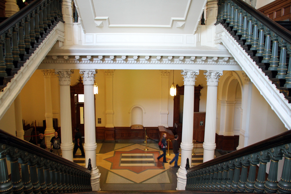 Grand Staircase / Texas State Capitol