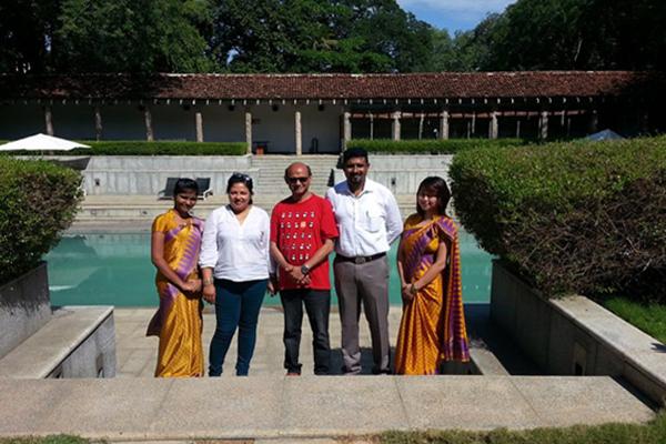 Heritage Madurai / Tamil Nadu.