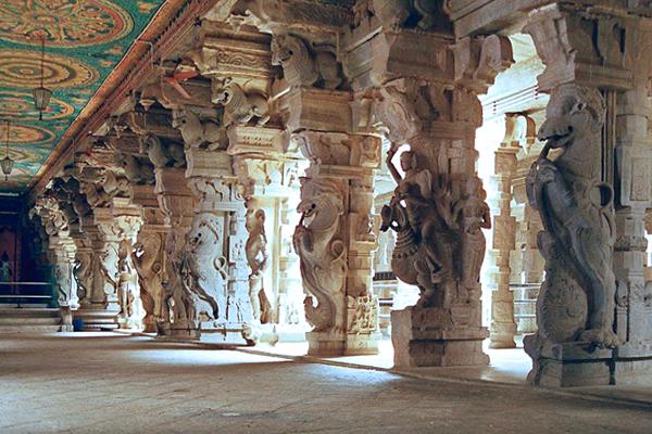 Mandapam [ Hall] Meenakshi Amman Temple