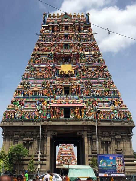Kapaleeshwarar Temple, Mylapore, Chennai