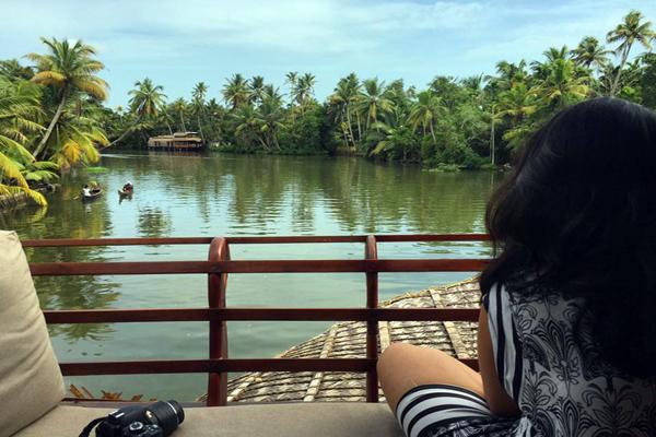 Houseboat Cruise / Alleppey, Kerala / Image Courtesy Tanvi Sinha