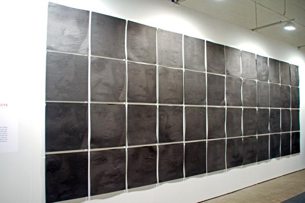 48 Portraits [Underexposed]  [2012] - by Samuel Levi Jones