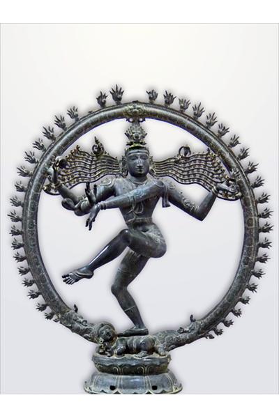 Shiva Nataraja / Tanjore, Tamil Nadu