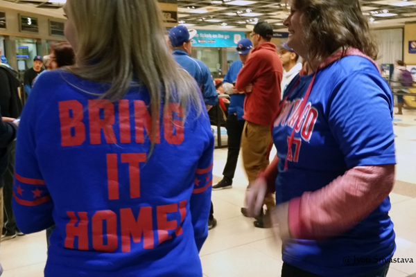 Bring It Home / Cubs 2016 World Series Parade Day