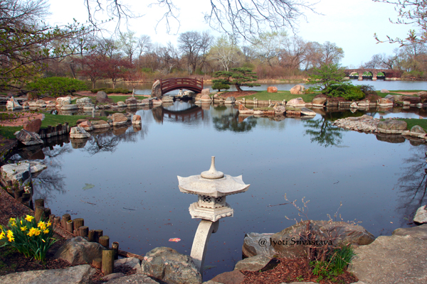 Osaka Garden,  Jackson Park