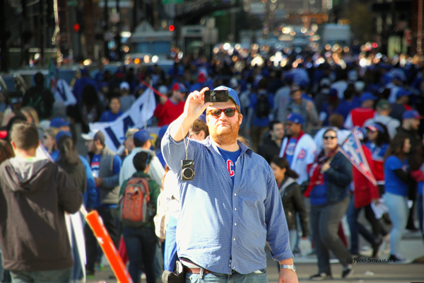 Cubs 2016 World Series Parade Day
