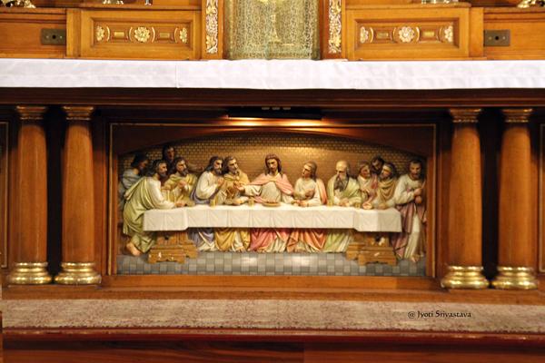 Main altar / St. John Cantius Parish, Chicago.