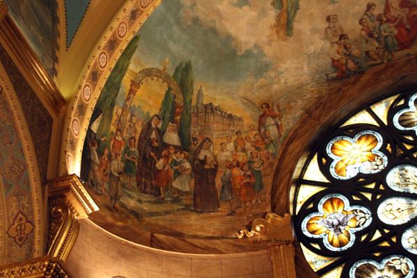 St. John Cantius Parish, Chicago.