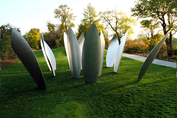 Sky Landing - by Yoko Ono