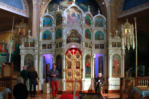 Holy Trinity Orthodox Cathedral / Ukrainian Village