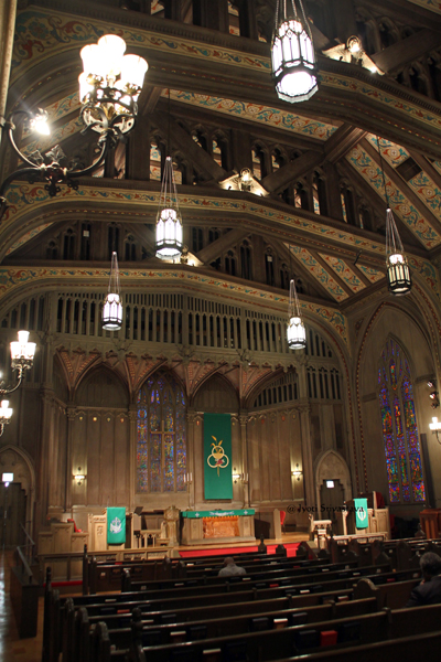 First United Methodist Church at the Chicago Temple
