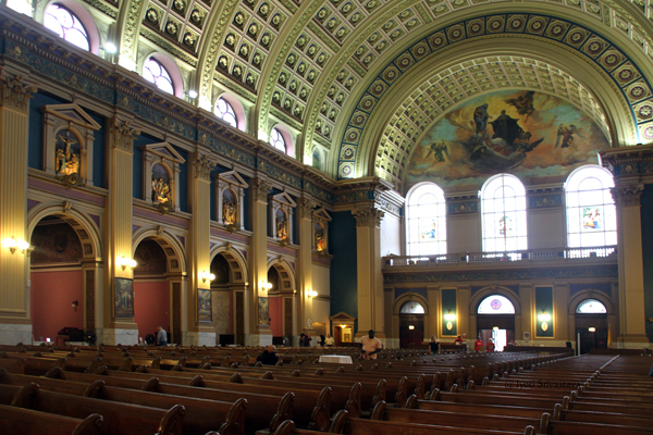 Our Lady of Sorrows Basilica, Chicago.