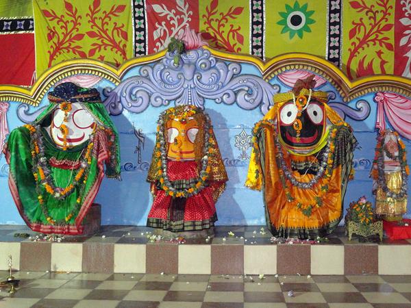 Jagannath Temple, Puri / Odisha.