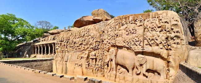 Mahabalipuram, Tamil Nadu