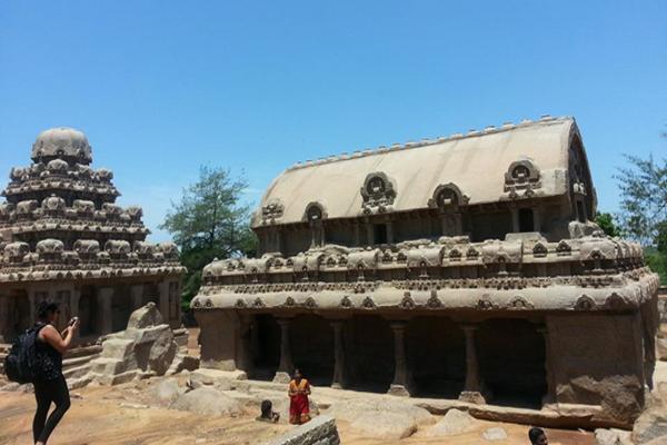 Mahabalipuram, Tamil Nadu.