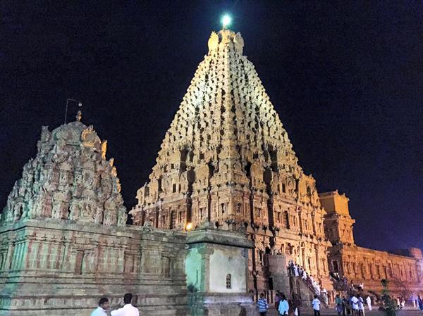 Brihadeeswarar Temple, Thanjavur / Image Tanvi Sinha