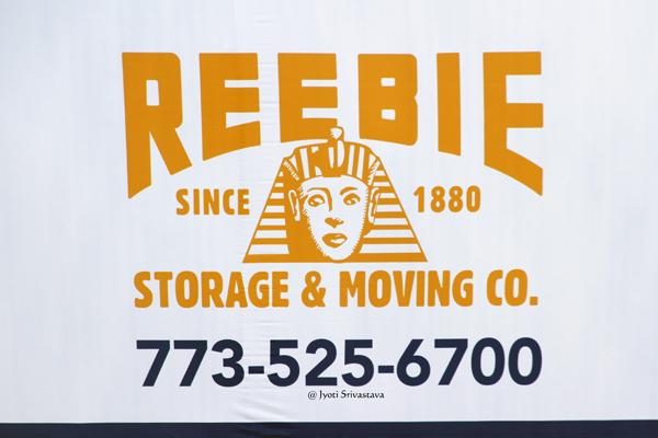 Reebie company logo