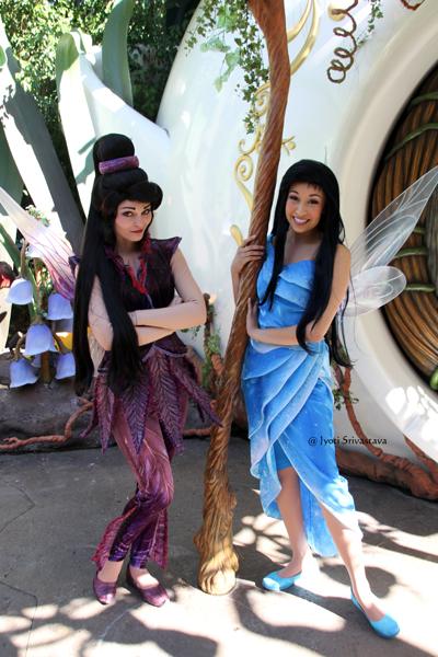 Disneyland Park, Anaheim, California.