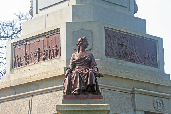 Illinois / Stephen A. Douglas  Memorial