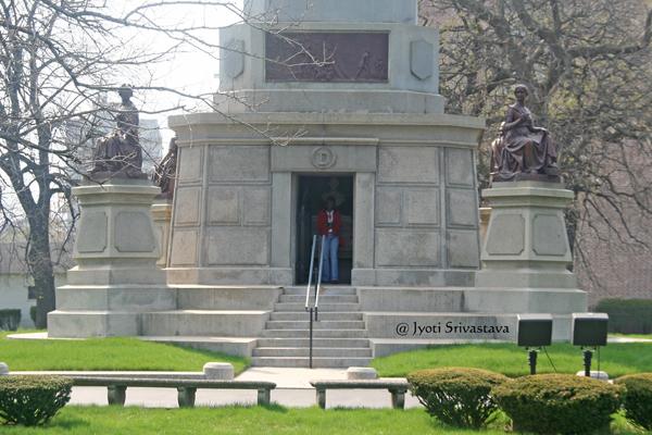 Stephen A. Douglas  Memorial