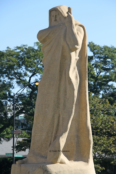 Father Time /  Fountain of Time - by Lorado Taft