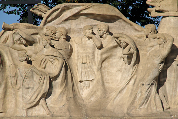 Fountain of Time - by Lorado Taft