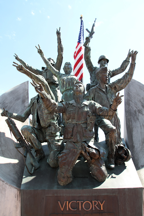 Victory Monument - by Gene Horvath