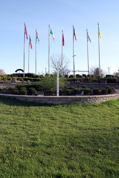 Rockford's Sister Cities Garden