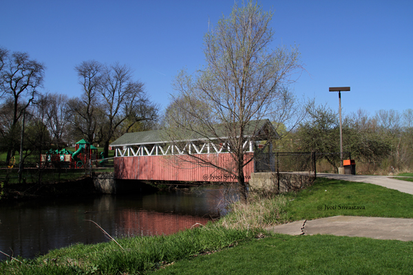 Covered Bridge / Lockwood Park, Rockford