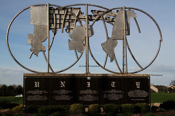 Peace Quotes / Keeling-Puri Peace Plaza, Rockford