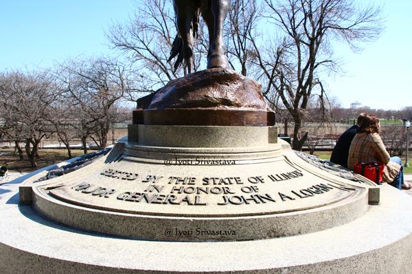 General John Logan Memorial