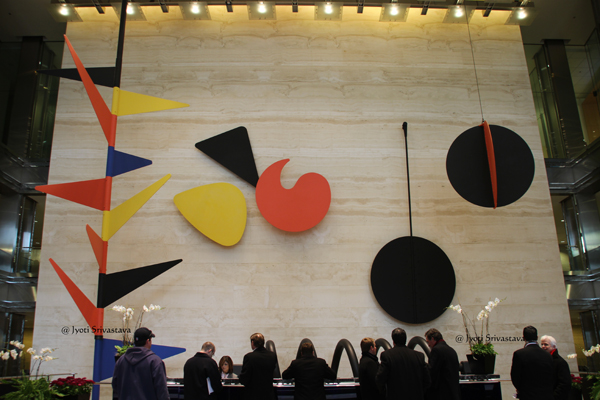 Universe - by Alexander Calder