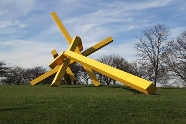 Illinois Landscape No. 5 - by John Henry / Nathan Manilow Sculpture Park
