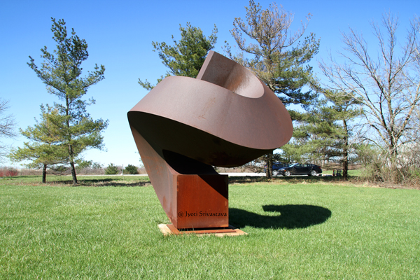 Spiral - by Clement Meadmore