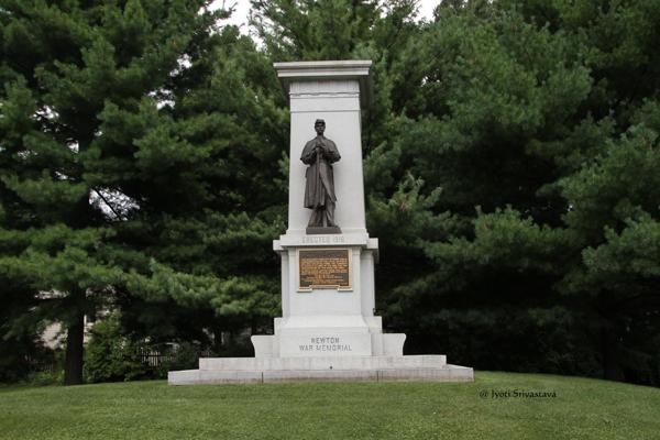 Newton War Memorial