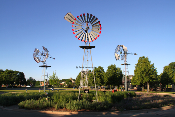 Windmills of Batavia
