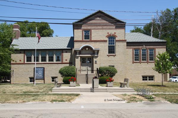 Oregon Public Library