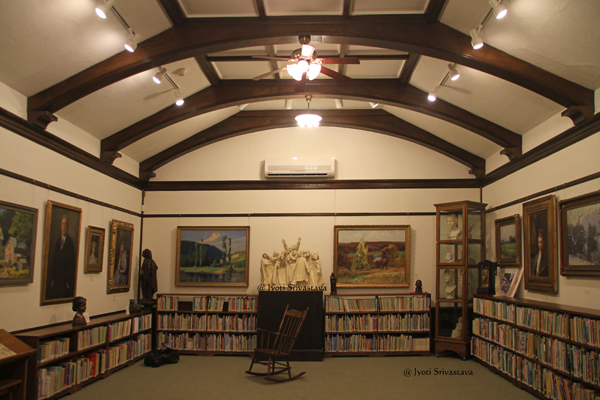 Oregon Public Library