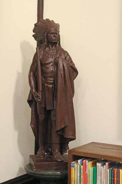 Chief Keokuk - by Nellie Verne Walker