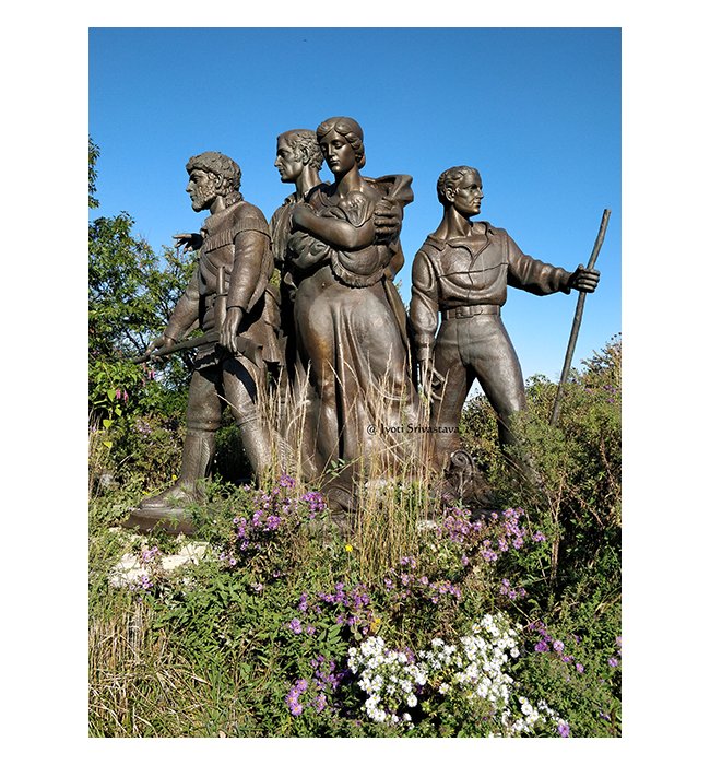 Pioneer Family Memorial – by Trygve A. Rovelstad