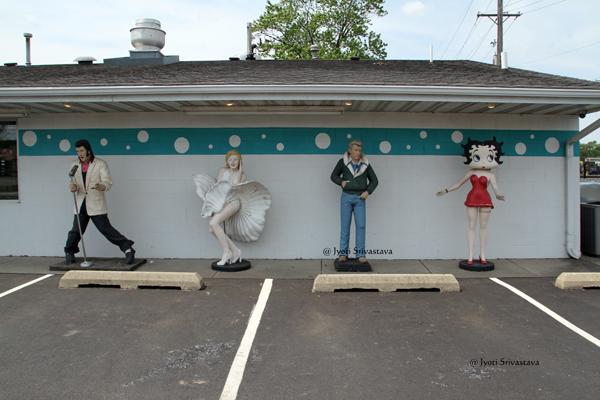 Polk-A-Dot Drive In/ Briadwood, IL.