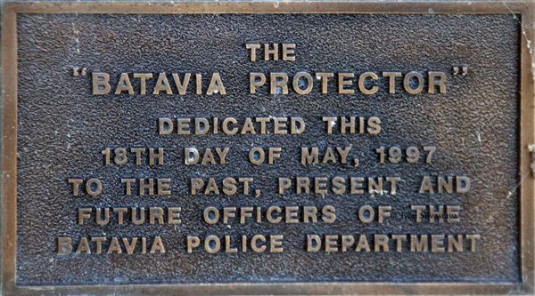 The Batavia Protector - by Roger Brodin