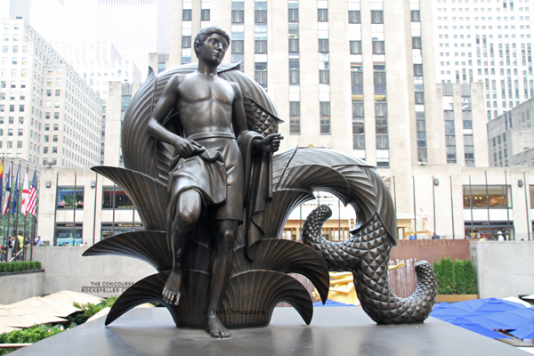Youth - by Paul Manship