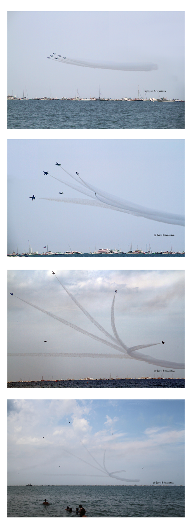 Blue Angles / 2017 Chicago Air Show