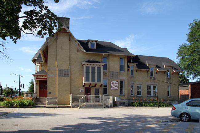 Newton House, Batavia.
