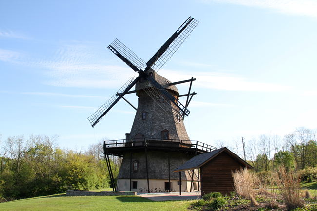 Dutch Windmill / Fabyan Forest Preserve, Geneva, IL.