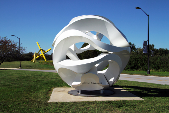 Windwaves - by Yvonne Domenge.
