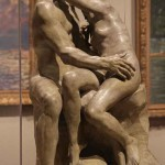 The Kiss [Paolo and Francesca] - Auguste Rodin / MAM