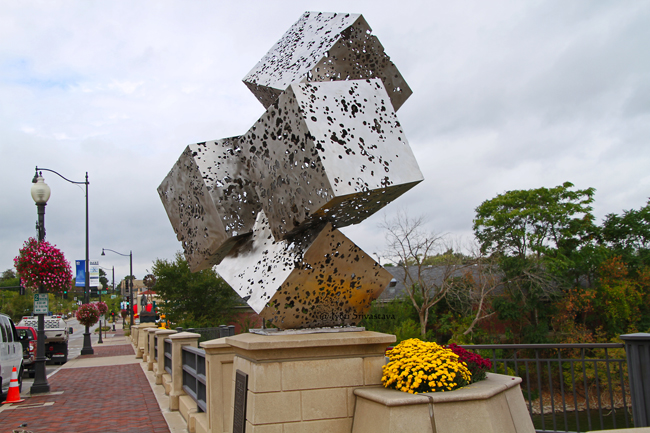 Fractal Cluster - by Bruce White