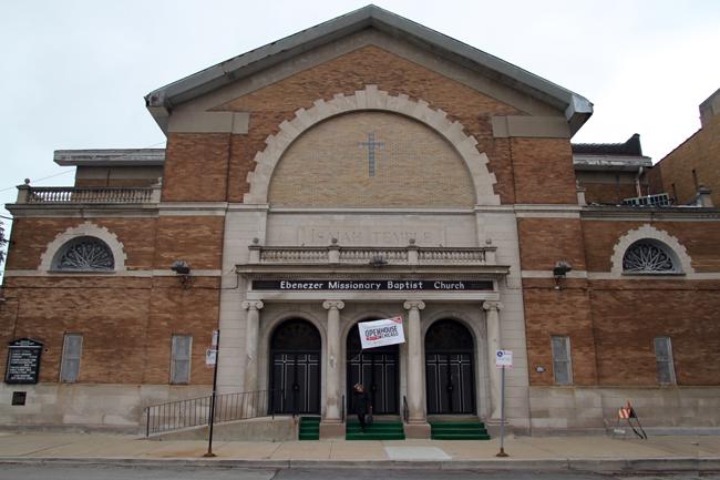 Ebenezer Missionary Baptist Church